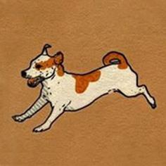 دویدن ننویی سگ