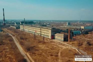 کارخانه متروکه مسکو