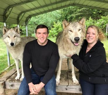 خصوصیات نژاد سگ گرگی