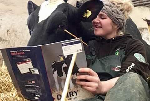 کاربرد کاتولوگ خوانی در ارزیابی ژنتیکی گاوهای شیری