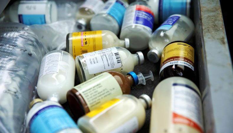 قوانین مربوط به داروهای دامپزشکی