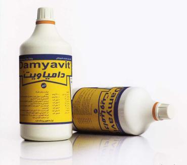 مولتی ویتامین لیتری (دامیاویت)