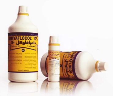 محلول فلورفنیکل 10% (دامیافلوکل 10%)