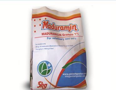 مادورامایسین 1% (مادورامین)
