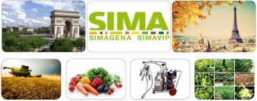 نمایشگاه بین المللی دامپروری و کشاورزی پاریس Sima