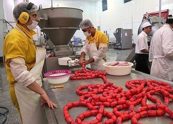 ۳ شرط استفاده از خمیرمرغ در فرآوردههای گوشتی