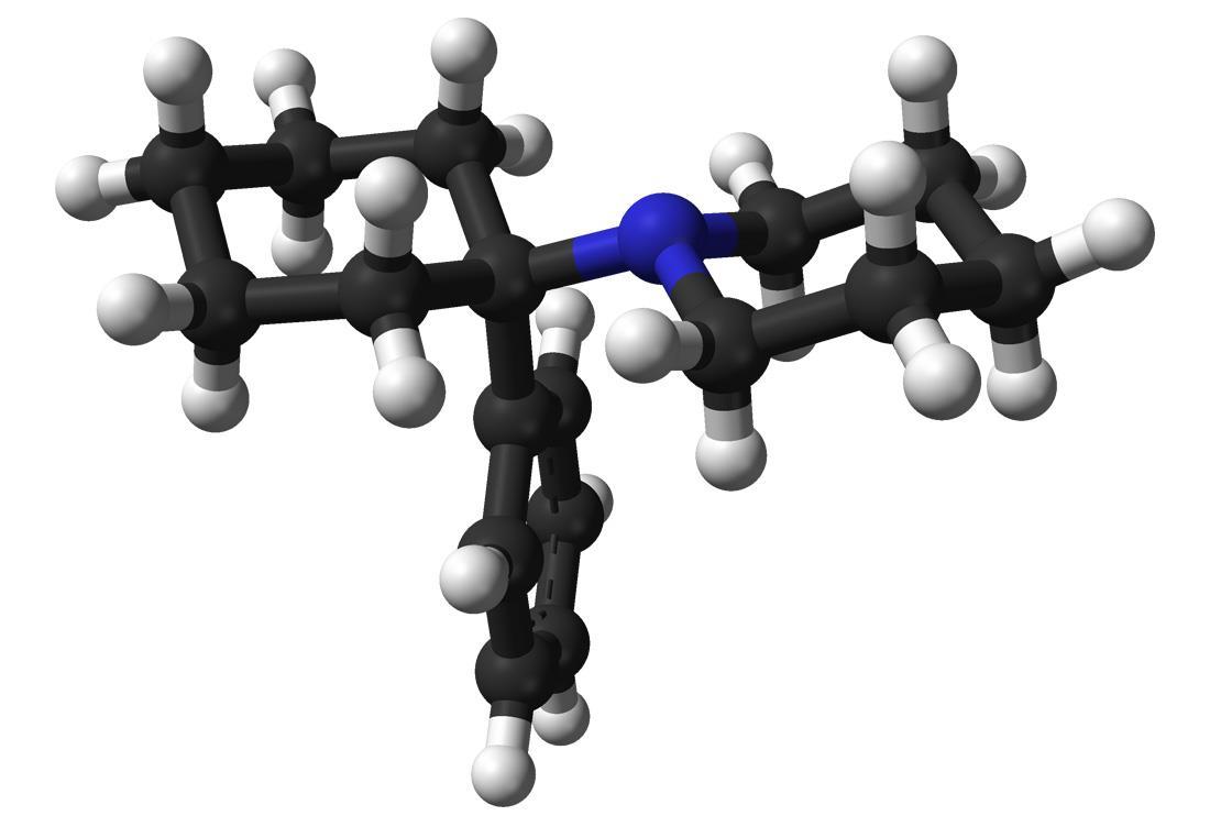 فنی سیکلیدین هیدروکلراید