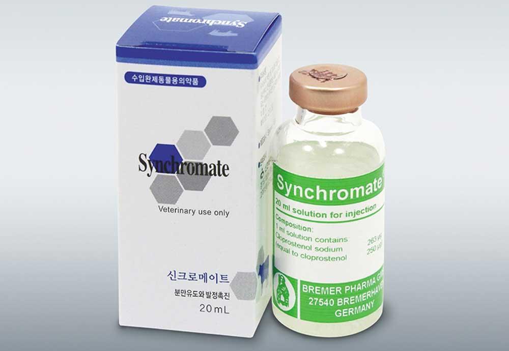 کلوپروستنول سدیم (سینکرومیت)