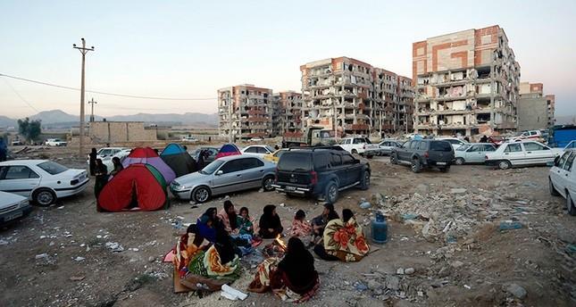 شیوع بیماریهای مشترک دام و انسان در مناطق زلزهزده