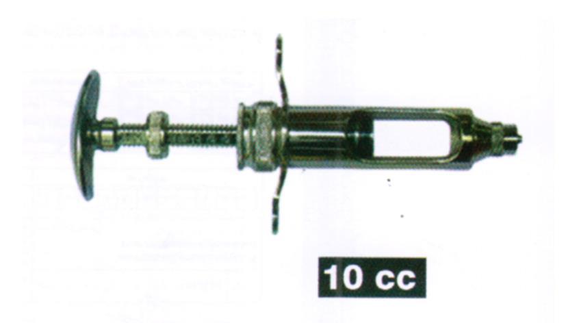 سرنگ نیمه اتوماتیک 10 سیسی