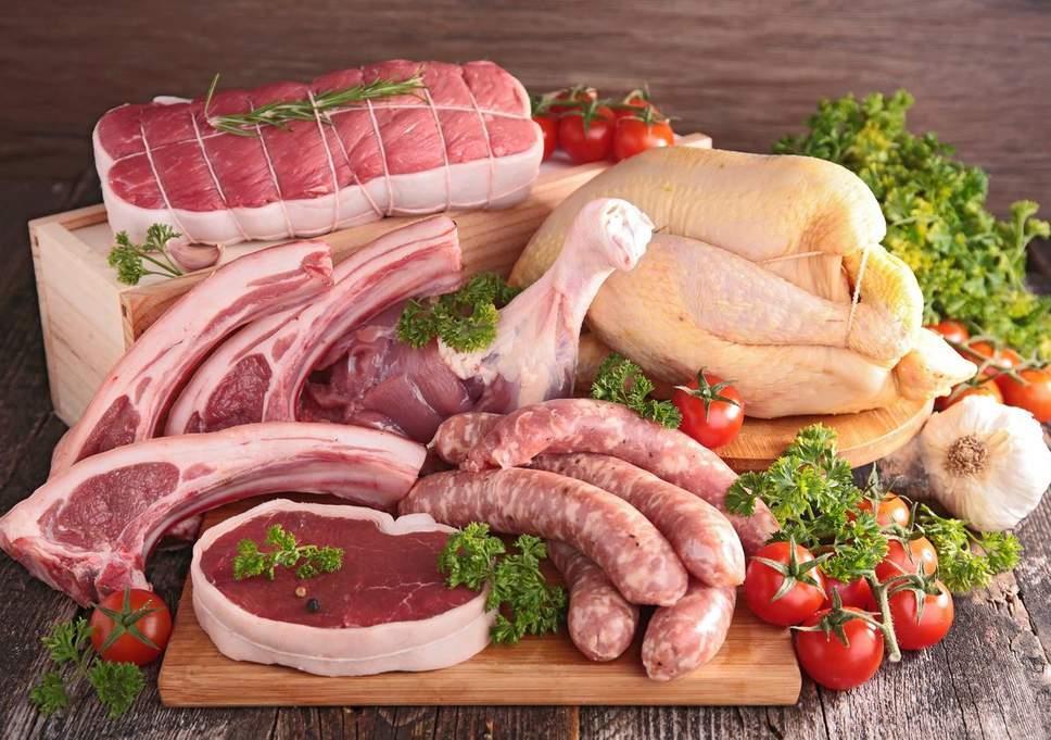 میانگین مصرف روازنه گوشت در ایران