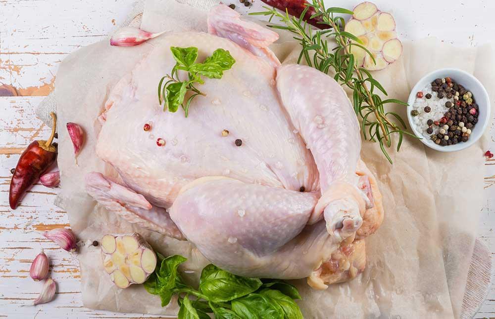 سرانه مصرف گوشت مرغ در جهان