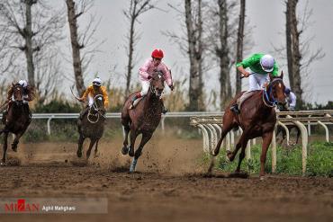 مسابقه اسبدوانی پاییزه گنبد کاووس