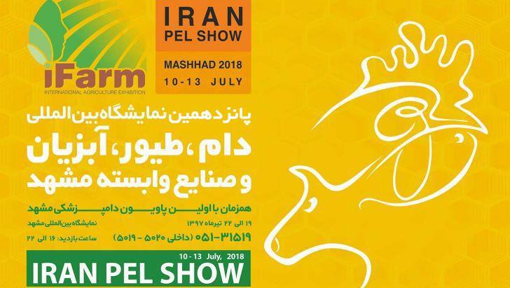 گزارشی تصویری از پانزدهمین نمایشگاه دام و طیور و آبزیان مشهد