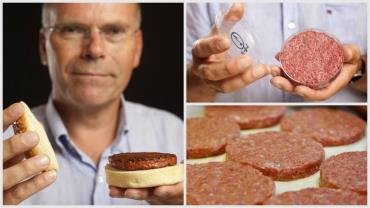 تولید گوشت در آزمایشگاهها