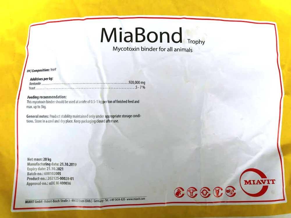 معرفی محصول MiaBOND