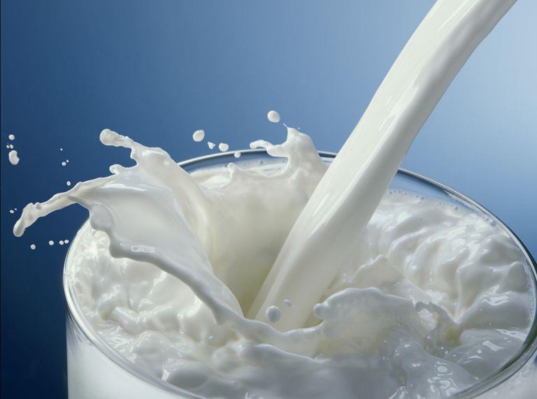 خواص فیزیکی و شیمیایی شیر