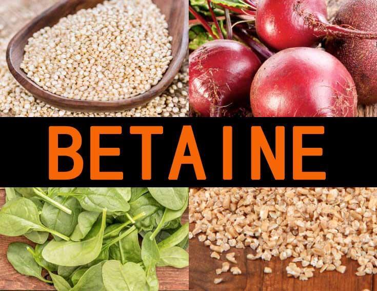 بتائین هیدروکلراید (Betaine Hydrochloride)