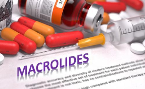 گروه ماکرولیدها (Macrolide)