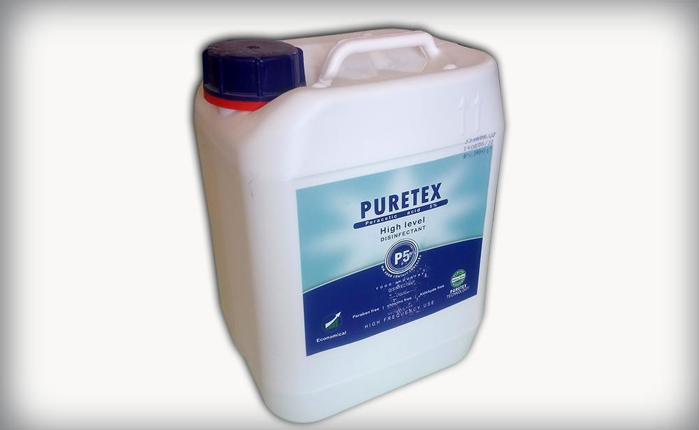 پراستیک اسید 5% ، پورتکس