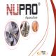 مصرف Nupro در خوراک آبزیان