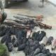 شکارچی غیرمجاز پرندگان در مازندران دستگیر شد