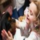اثر آرام بخشی سگ درمانی بر کودکان تحت درمان سرطان