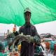 حضور کشتی های چینی در دریای جنوب
