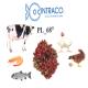 محصول PL-68 منبع پروتئین و اسید آمینه